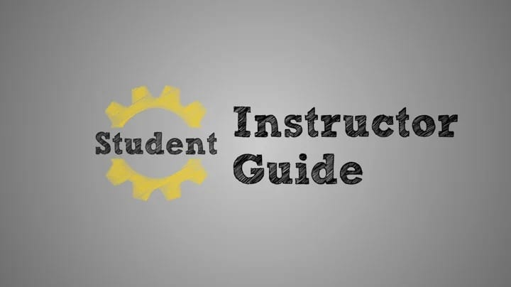 Check out our Instructor Guide!