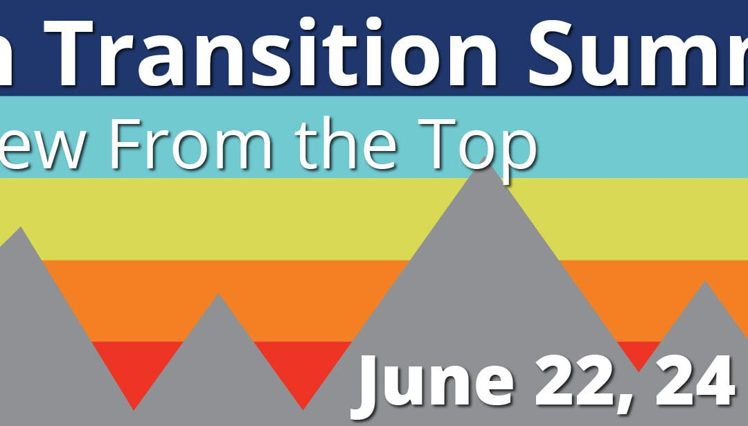 Youth Transition Summit: A View From the Top