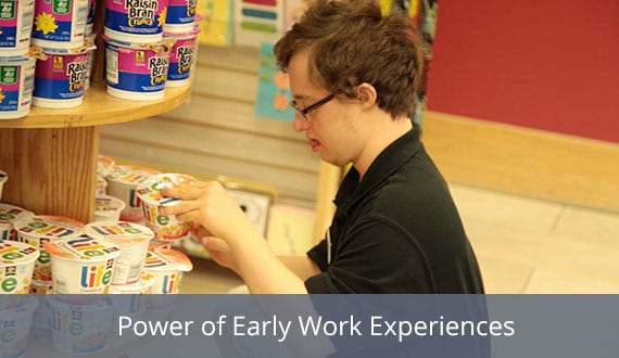 Power of Early Work Experience