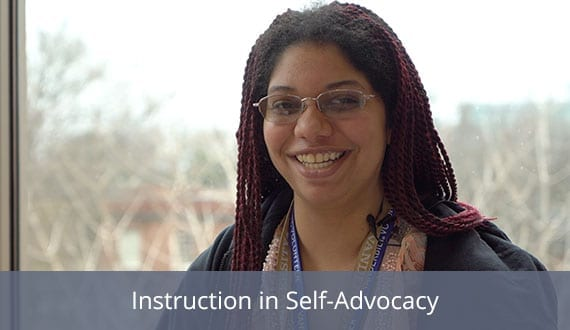 Introduction to Self-Advocacy