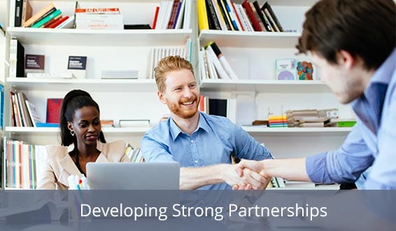 Developing Strong Partnerships
