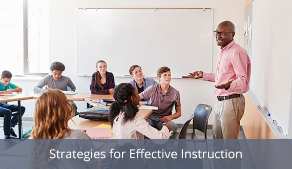 Strategies for Effective Instruction