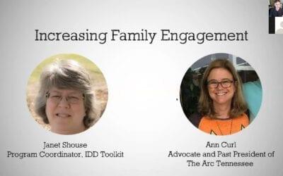 Increasing Family Engagement