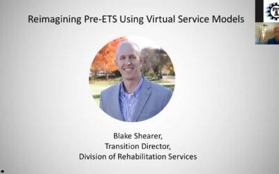 Reimagining Pre-ETS using Virtual Service Models