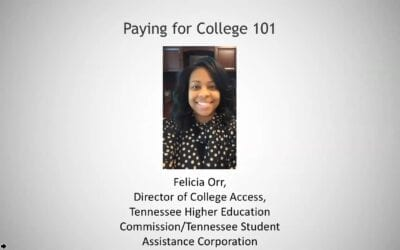 Paying for College 101