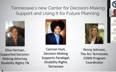 Tennessee Center for Decision-Making Support