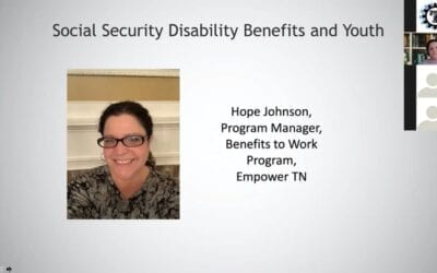 Social Security Disability Benefits and Youth