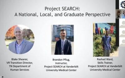 Project SEARCH: A National, Local, and Graduate Perspective